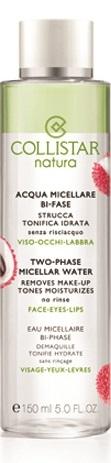 Collistar Two-Phase Micellar Water (W) woda micelarna do twarzy 150ml