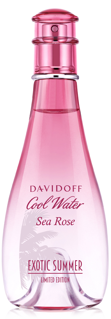 Davidoff Cool Water Sea Rose Exotic Summer (W) edt 100ml