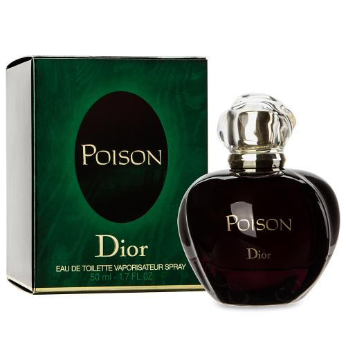 Dior Poison (W) edt 50ml