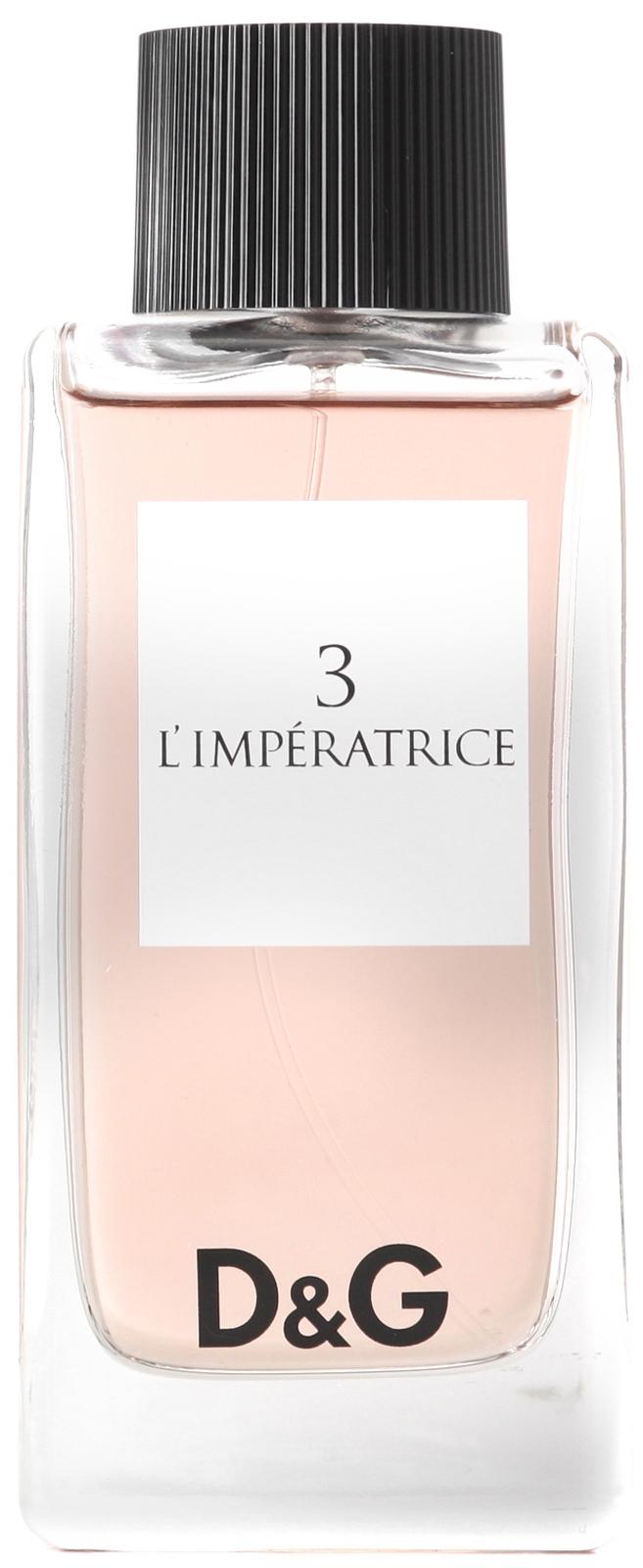 Dolce & Gabbana L' Imperatrice 3 (W) edt 100ml