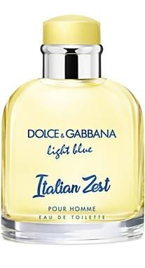 Dolce & Gabbana Light Blue Italian Zest (M) edt 125ml