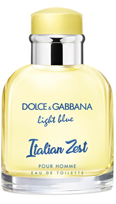 Dolce & Gabbana Light Blue Italian Zest (M) edt 75ml