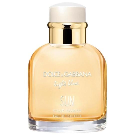 Dolce & Gabbana Light Blue Pour Homme Sun (M) edt 75ml