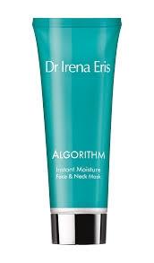 Dr Irena Eris Algorithm (W) maska nawilżająca na twarz i szyję 75ml