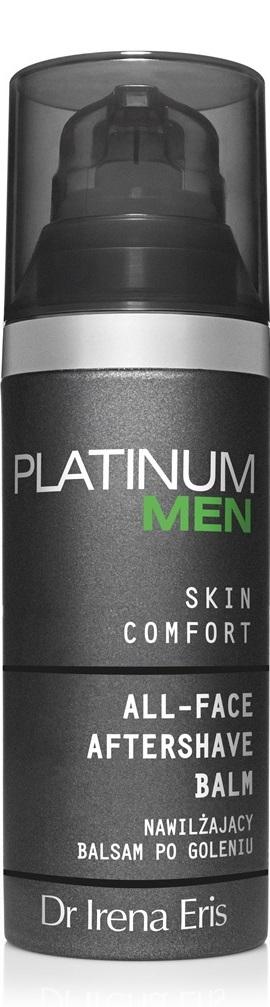 Dr Irena Eris Platinium Men (M) nawilżający balsam po goleniu 50ml