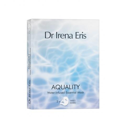Dr Irena Eris Aquality Water-Infused Essential Mask (W) maska nawilżająco-odmładzająca w płachcie 2szt.