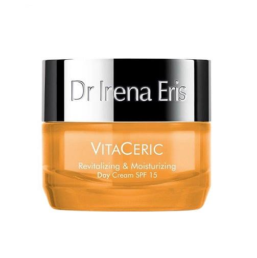 Dr Irena Eris VitaCeric (W) krem witalizujący do twarzy na dzień 50ml