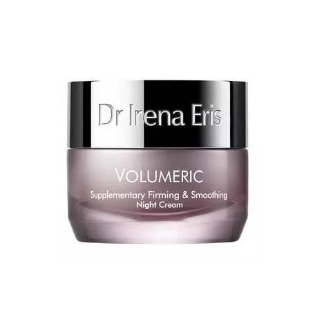 Dr Irena Eris Volumeric Supplementary Firming & Smoothing Night Cream (W) ujędrniająco - wygładzający krem do twarzy 50ml