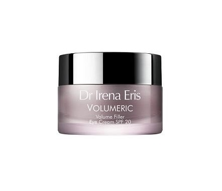 Dr Irena Eris Volumeric Volume Filler Eye Cream SPF20 (W) wypełniający krem pod oczy 15ml