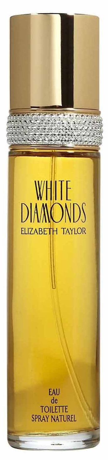 Elizabeth Taylor White Diamonds (W) edt 100ml