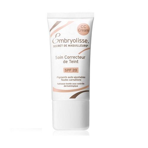 Embryolisse CC Cream SPF20 (W) podkład w kremie 30ml