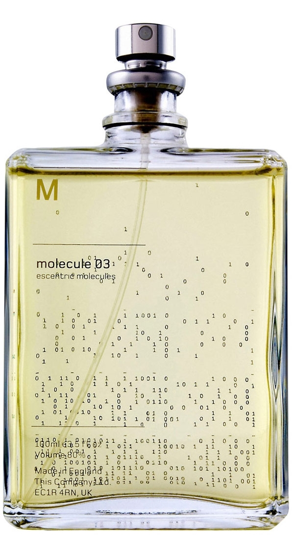 Escentric Molecules Molecule 03 (U) edt 100ml