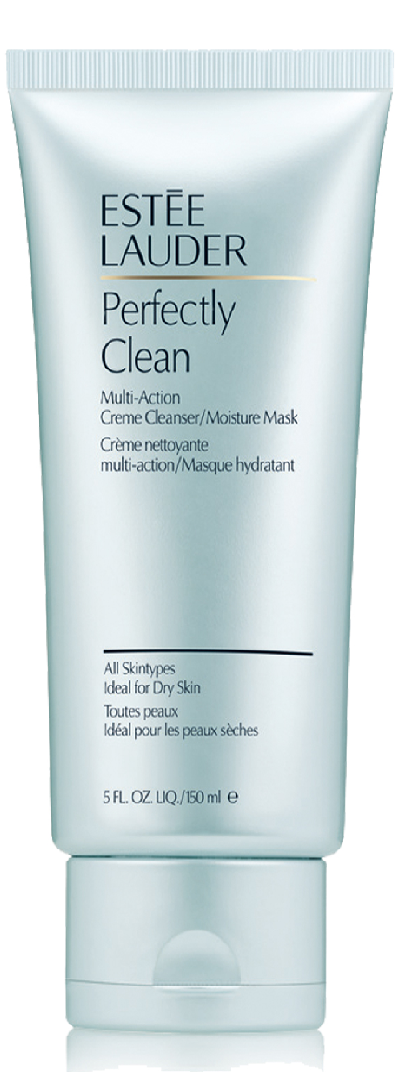 Estee Lauder Perfectly Clean Multi-Action Creme Cleanser/Moisture Mask (W) maska do twarzy 150ml