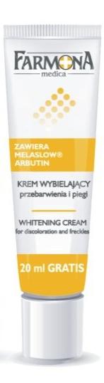 Farmona Medica (W) krem wybielające przebarwienia i piegi 30ml