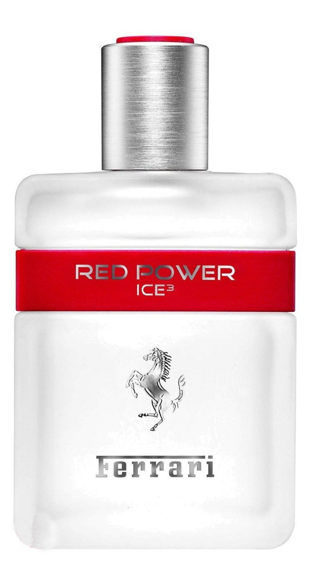 Ferrari Red Power Ice 3 (M) edt 125ml