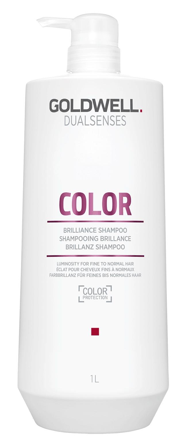 Goldwell Dualsenses Color Brilliance Shampoo (W) szampon do włosów 1000ml