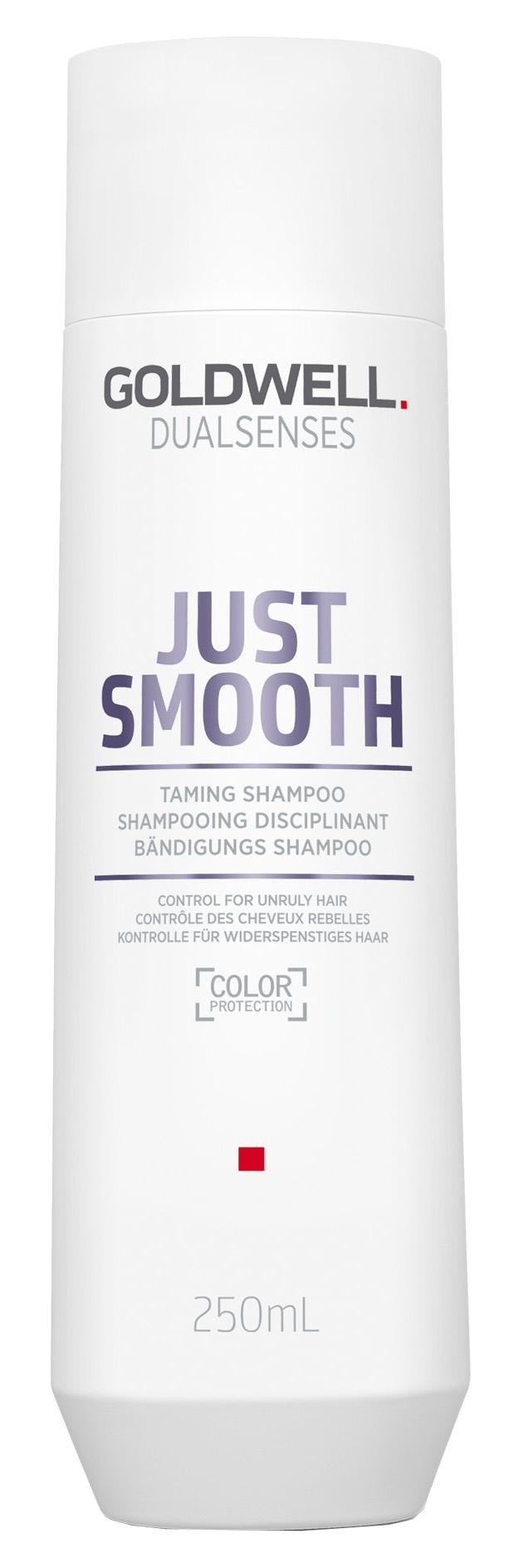 Goldwell Dualsenses Just Smooth Taming Shampoo (W) szampon do włosów 250ml