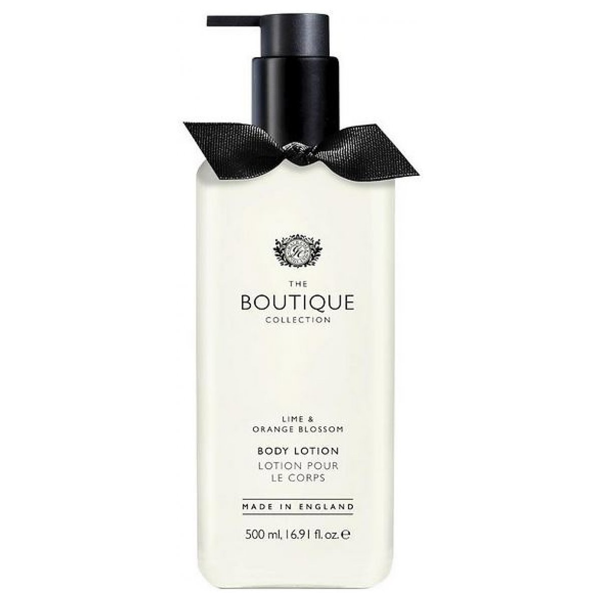 Grace Cole The Boutique Collection Lime & Orange Blossom Body Lotion (W) balsam do ciała 500ml