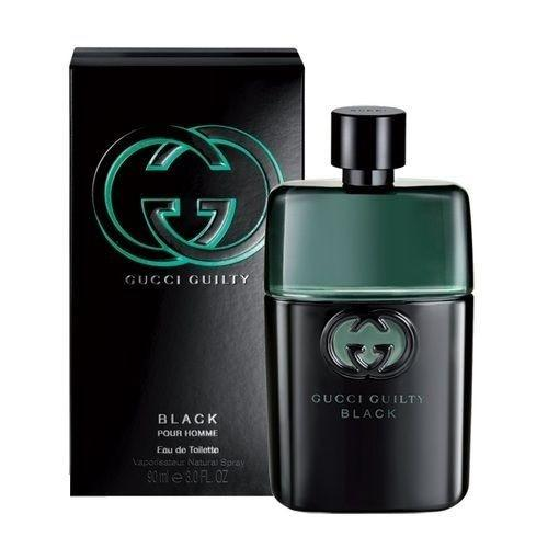 Gucci Guilty Black (M) edt 90ml