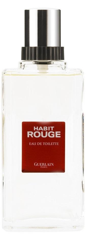 Guerlain Habit Rouge (M) edt 100ml