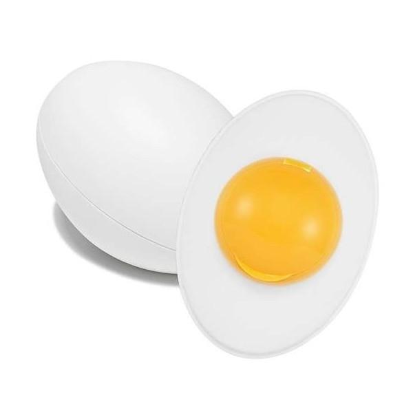Holika Holika Sleek Egg Skin Peeling Gel (W) żel peelingujący do twarzy 140ml