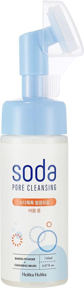 Holika Holika Soda Pore Cleansing Bubble Foam (W) pianka do oczyszczania twarzy 150ml