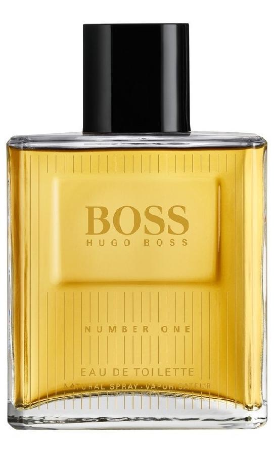 Hugo Boss No. 1 (czarny) (M) edt 125ml