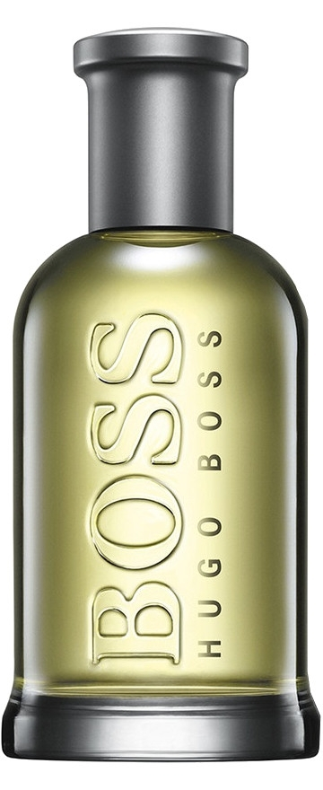 Hugo Boss No. 6 Bottled Szary (M) edt 50ml