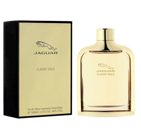 Jaguar Classic Gold (M) edt 100ml