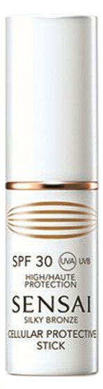 Kanebo Sensai Silky Bronze Cellular Protective Stick SPF30 (W) sztyft do opalania twarzy 9g