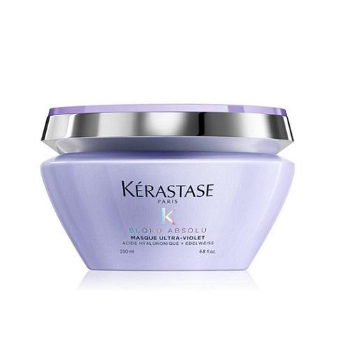 Kerastase Blond Absolu Masque Ultra-Violet (W) maska ochładzająca kolor 200ml