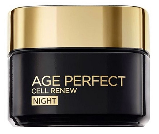 L'Oreal Age Perfect Cell Renew Night Cream (W) krem na noc do regeneracji komórek skóry 50ml