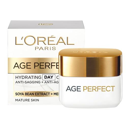 L'Oreal Age Perfect Re-Hydrating Day Cream (W) krem do twarzy na dzień 50ml