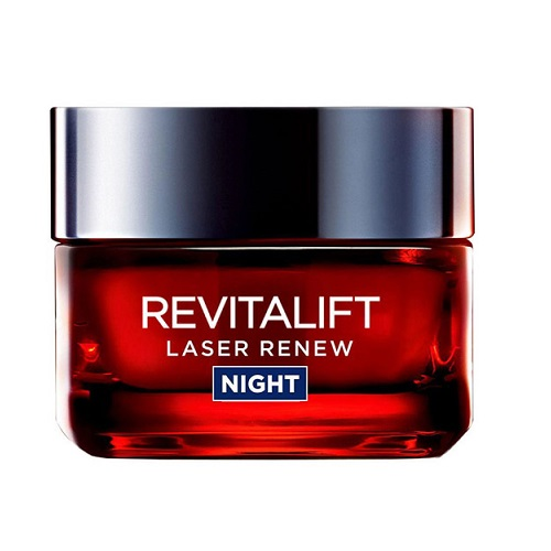 L'oreal Revitalift Laser Renew Night Cream (W) krem do twarzy na noc 50ml