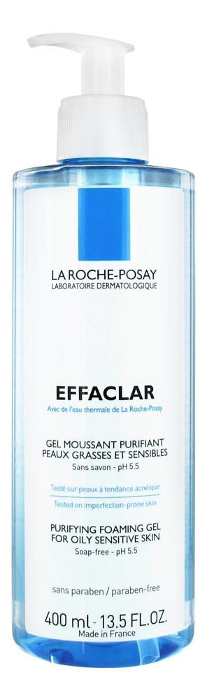 La Roche Posay Effaclar Gel Moussant Purifiant (W) żel oczyszczający do twarzy 400ml