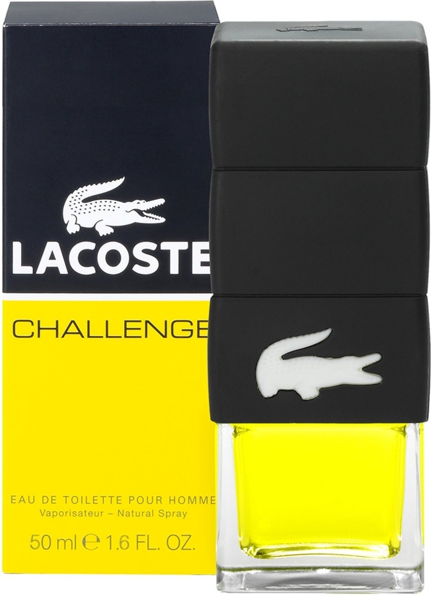 Lacoste Challenge (M) edt 50ml