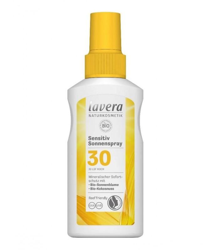 Lavera (U) spray ochronny do opalania SPF30100ml