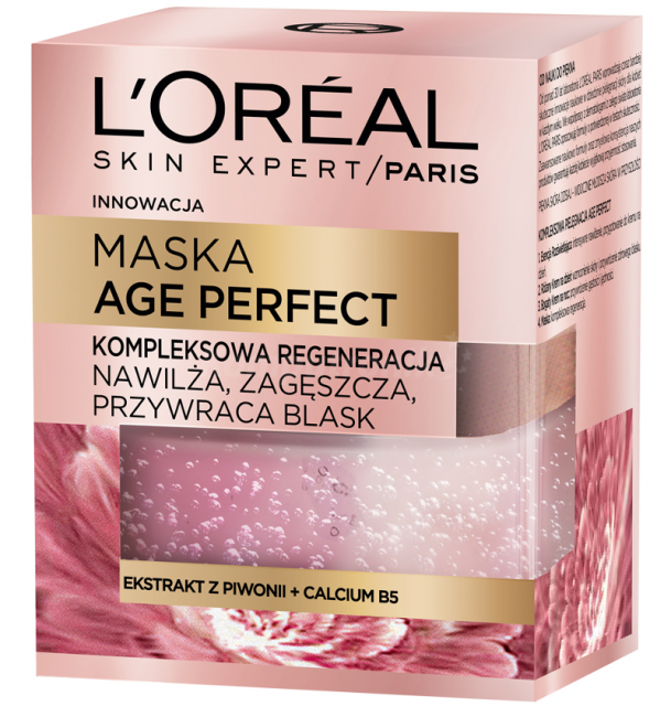 L'Oreal Age Perfect (W) maska do twarzy 50ml