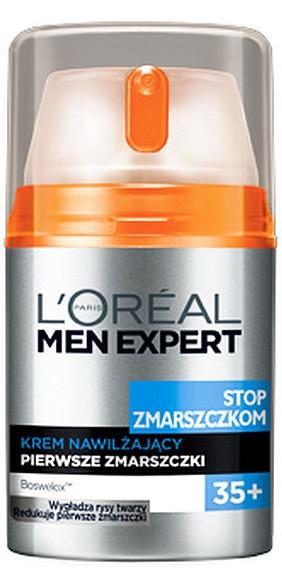 L'Oreal Men Expert Stop Zmarszczkom (M) krem przeciwzmarszczkowy do twarzy 50ml