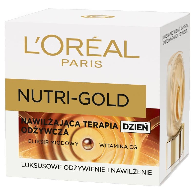 L'oreal Nutri Gold (W) odżywczy krem na dzień 50ml