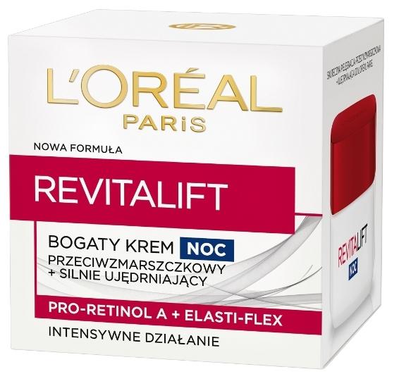 L'oreal Revitalift (W) krem przeciwzmarszczkowy na noc 50ml