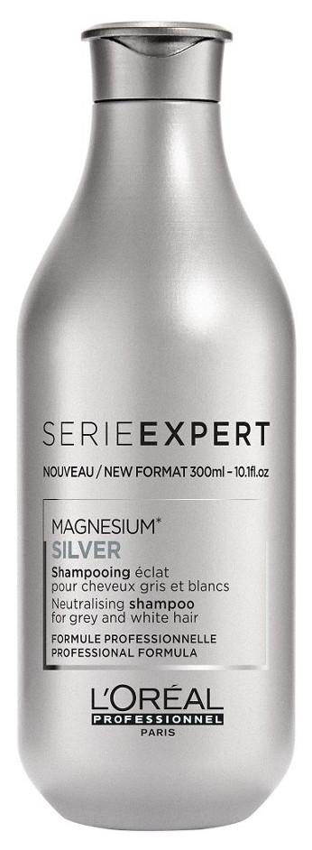 L'Oreal Serie Expert Magnesium Silver Shampoo (W) szampon do włosów 300ml