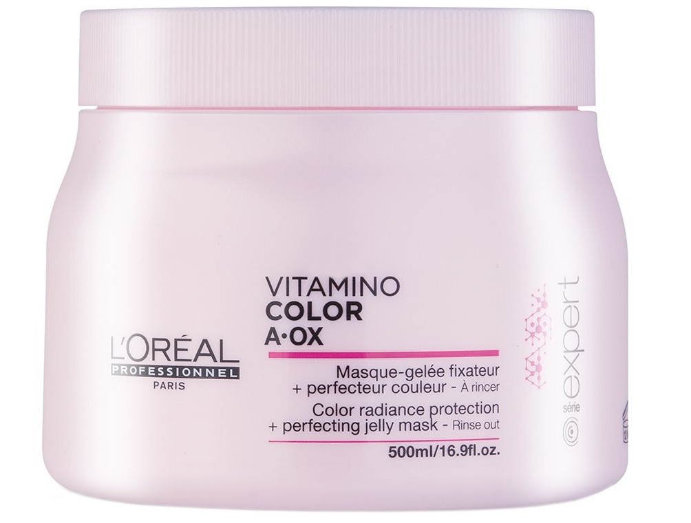 L'Oreal Serie Expert Vitamino Color AOX Mask (W) maska do włosów 500ml