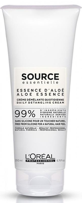 L'Oreal Source Essentielle Daily Detangling Cream (W) naturalna odżywka ułatwiająca rozczesywanie 200ml