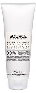 L'Oreal Source Essentielle Radiance Balm (W) maska do włosów farbowanych 450ml