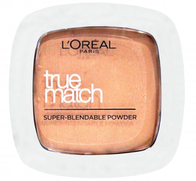L'oreal True Match Powder (W) puder w kamieniu C3 Rose Beige 9g
