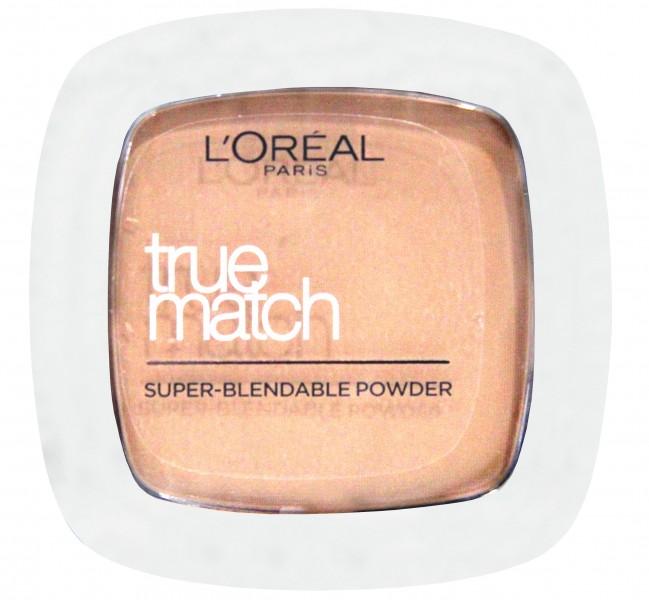 L'oreal True Match Powder (W) puder w kamieniu W1 Golden Ivory 9g