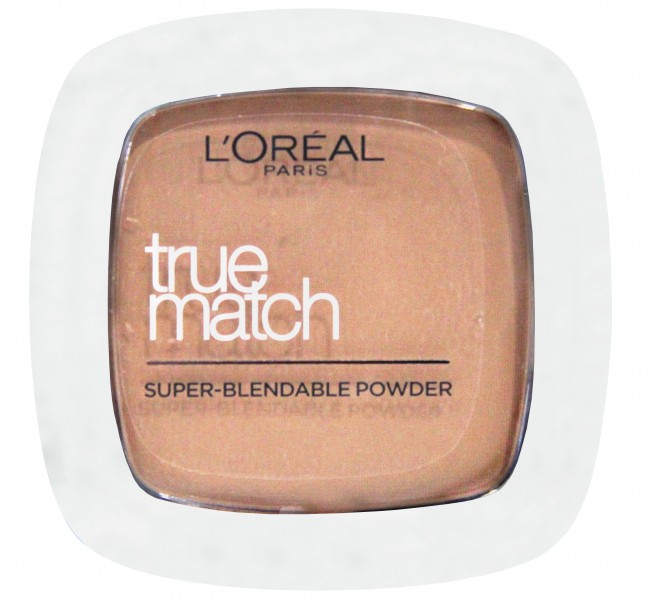 L'oreal True Match Powder (W) puder w kamieniu W3 Golden Beige 9g