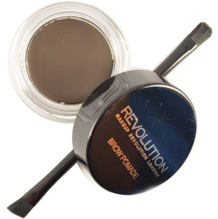 Makeup Revolution Brow Pomade (W) pomada do brwi Ebony 2,5g