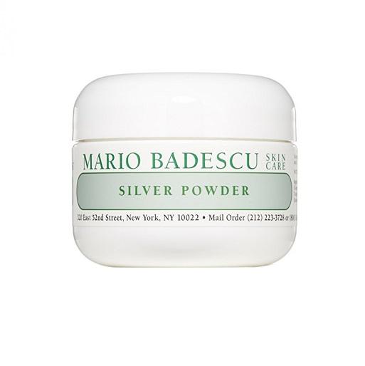 Mario Badescu Silver Powder (W) puder do oczyszczania twarzy 28g